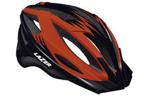 Lazer Helm Clash rot/schwarz unisize